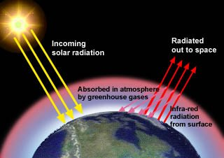 Climate Change & the Greenhouse Effect