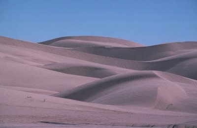 What causes Sahara desert weather patterns - The Q&A wiki